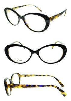 191c834be43 DIOR Eyeglasses 3249 0SN2 Brown Havana 52MM  apparel  eyewear   christiandior  prescription eyewear frames  shops  women  departments
