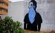 Street Art By Dolk - Grottaglie (Italy)