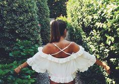 This top is flawless | #bikinifox