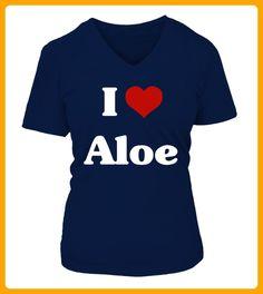 I love Aloe Limitiert Nur bis 2310 - Yoga shirts (*Partner-Link)