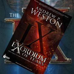 Cover Reveal:  Exordium of Tears, sequel to The IX