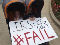 'Tea Party is alive and pissed': Patriots protest at IRS offices across the country [pics]