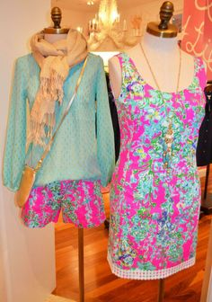 Winter is dragging....Oh I sooooo need to get my Florida on.... Beautiful bright colors!  Lilly Pulitzer Spring New Arrivals