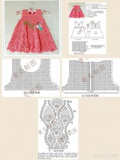 Smocking Patterns Baby Patterns Crochet Motifs Crochet Patterns Baby Girl Dresses Baby Dress Crochet For Kids Baby Knitting Macrame Image gallery – Page 307863324526319619 – Artofit Crochet Toddler Dress, Crochet Baby Dress Pattern, Crochet Fabric, Crochet Motifs, Baby Girl Crochet, Crochet Diagram, Baby Knitting Patterns, Crochet For Kids, Crochet Patterns