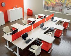 Buying Very Cheap Office Furniture Correctly Open Concept Office, Open Space Office, Office Space Design, Modern Office Design, Office Furniture Design, Office Interior Design, Office Interiors, Office Designs, Modular Furniture