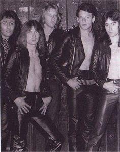 Iron Maiden 1979