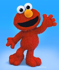 Character development for Sesame characters Visual Development, Character Development, 3d Character, Character Design, Art Portfolio, Craft Party, Elmo, Cartoon Characters, 3 D