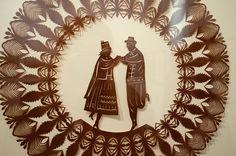 Wycinanki:The Art of Polish Paper Cuts