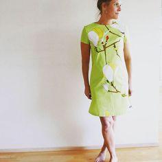 #hoppudesign #dress #recycledmaterials #marimekko #sustainablefashion #madeinfinland #ethicalfashion #responsiblefashion