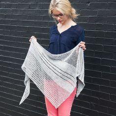 Antarktis Shawl Kit – Knit Purl