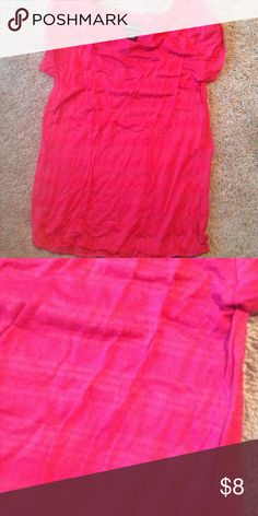 Striped tee Excellent condition Wet Seal Tops