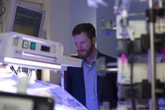 Dale Jr. visits Nationwide Sick Kids Hospital.