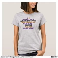 American Suffragettes T-Shirt