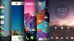 Top 5 Best Launcher for Android 2015 -Customize your Smartphone
