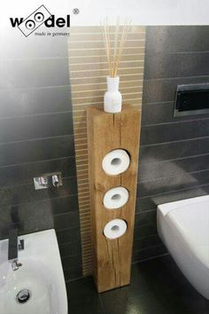 Best Beautiful and Small Bathroom Designs Ideas to Inspire You - Badezimmer - Bathroom Decor Bathroom Design Small, Bathroom Designs, Bathroom Ideas, Kitchen Design, Bathroom Storage, Vanity Bathroom, Budget Bathroom, Wood Bathroom, Downstairs Bathroom