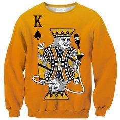 Fancy - Kingsday Sweater
