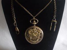 Harry Potter Inspired Ravenclaw Pocket Watch by paulandninascrafts