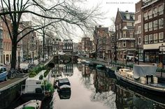 Amsterdam by trillitrullalerotrullala on 500px