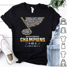 Louis Blues Western Conference Champions 2019 Hockey shirt, hoodie, sweater, longsleeve t-shirt Create T Shirt Design, Hockey Shirts, St Louis Blues, Western Conference, Champions, New Shows, Westerns, Shirt Designs, Sweater