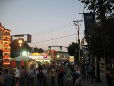 The Ephrata, PA Street Fair
