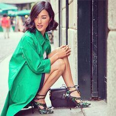 nicole warne | heels shoescribe