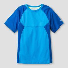 Boys' Printed Vent Tech T-Shirt - C9 Champion - Blue XS, Boy's