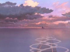 hayao miyazaki spirited away japan animation Film Stills cinematography 2001 movie stills atsushi okui