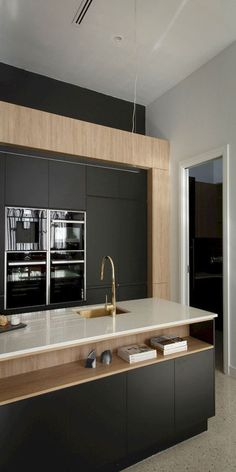 Perfectly Designed Modern Kitchen Inspiration 129