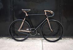 detroit bicycle company - fixie bike