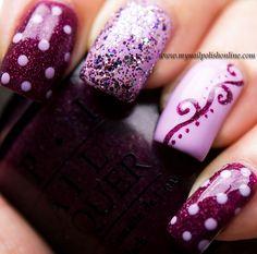 Nail Art - Skittelette