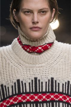 Isabel Marant  #VogueRussia #readytowear #rtw #fallwinter2018 #IsabelMarant #VogueCollections