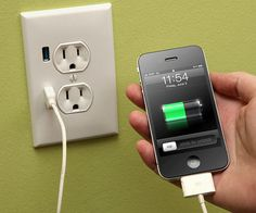 """Recharge your mobile devices with ease thanks to this clever USB wall outlet with two built in USB ports. Now you can throw out all those bulky USB power adapters, or <a href=""""http://www.thisiswhyimbroke.com/minifire-extinguisher-lighter"""">maybe even burn them</a>. This USB Wall Outlet is a great gift for the workplace or home office."""