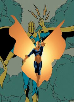 Dr. Fate - John Cassaday