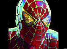 Nicky Barkla-Spiderman