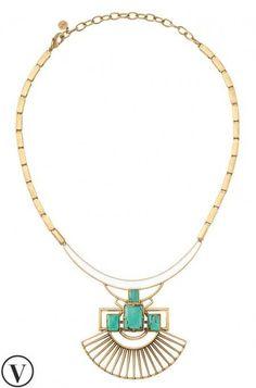 Statement Collar Necklace | Stella & Dot  Link to shop is in my profile!  www.stelladot.com/sarahtaliaferro