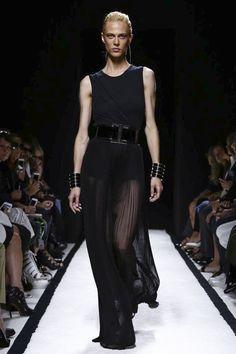 Balmain Ready to Wear Spring Summer 2015 Collection in Paris
