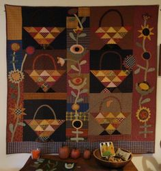 Humble Quilts: Bring on Autumn!