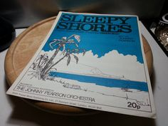 Sleepy Shores, vintage music sheet, from the BBC tv series Owen M.D, Johnny Pearson Orchestra by LaMaidenenNoire on Etsy