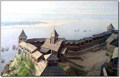 Kievan Rus Settlement