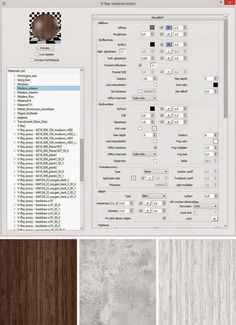 Exterior Wood Floor / Read more here http://www.archi2o.tk/2015/04/sketchup-tutorial-vismat-vray-setting.html