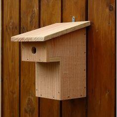 modelo caja nido para cern calo vulgar falco tinnunculus cajas nido pinterest. Black Bedroom Furniture Sets. Home Design Ideas
