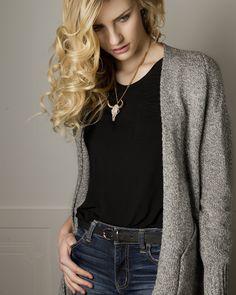 Tessa Sweater | MADA Boutique Spring Collection, V Neck, Boutique, Sweaters, Tops, Women, Fashion, Moda, Women's