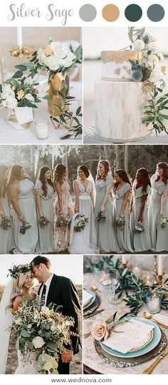 10 Hot Wedding Color Palettes for 2019 Trends - #Color #hot #Palettes #Trends #Wedding
