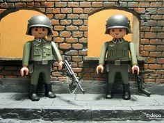 German soldiers #playmobil #ww2 #germansoldier