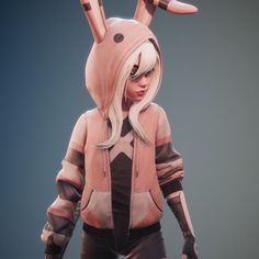 Character built in Zbrush for Art Heroes Stylized Character Program. Original design by Clara McCaffrey 3d Character Animation, Animation 3d, Zbrush Character, Character Design Cartoon, Character Poses, Character Drawing, Character Design Inspiration, Character Illustration, Character Concept