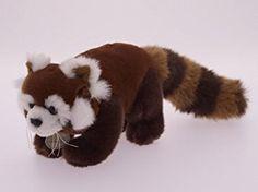 Suma Collection Plush Soft Toy Red Panda. 20cm. Asin: B004OOH4FW Ean: 0785924396186