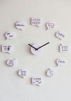 Clocknice
