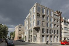 Whitmore Road mixed-use project by Trevor Horne Architects