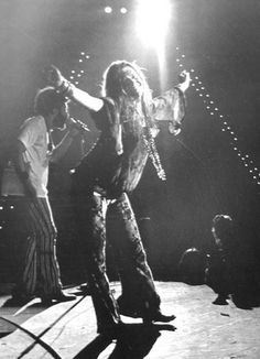 #Janis #Joplin performing the 2nd night at 2:00am at #Woodstock 1969  #Music #FOH2015