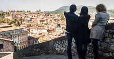 Pontos turísticos em Perugia #viajar #viagem #itália #italy